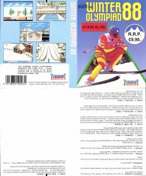 Winter Olympiad 88 cass