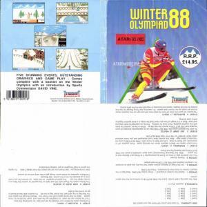 Winter Olympiad 88 disk