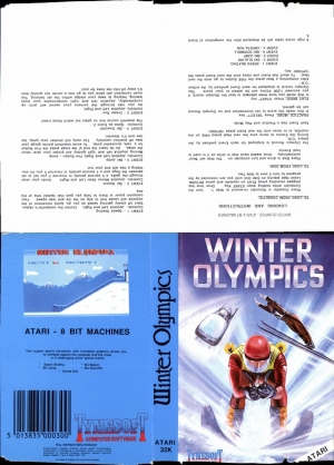 Winter Olympics cass