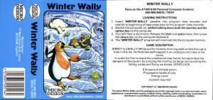 Winter Wally MicroDesign cass