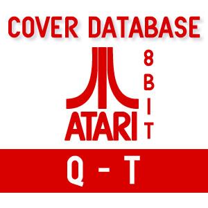 letters q - t