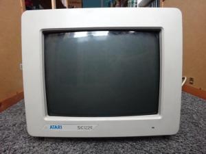 SC1224 Color Monitor