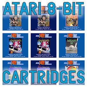 TRADE: Atari 8-bit software | cartridge