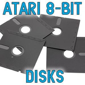 TRADE: Atari 8-bit software | disk