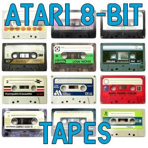 TRADE: Atari 8-bit software | tape