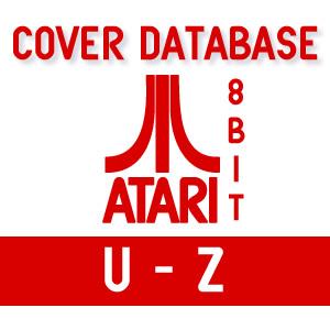 letters u - z